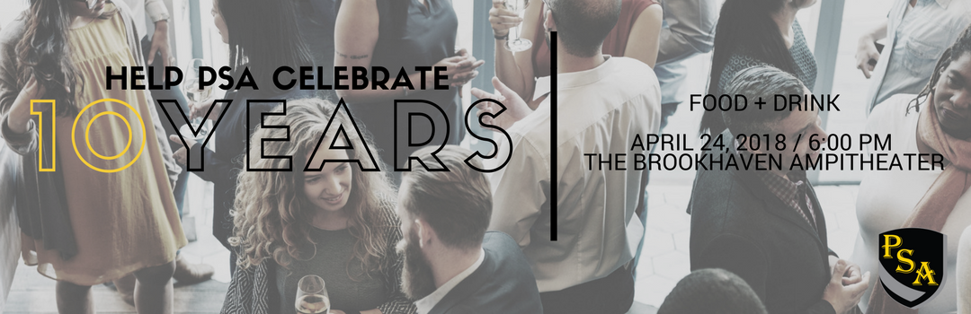 You're Invited to Our 10th Anniversary Networking Event