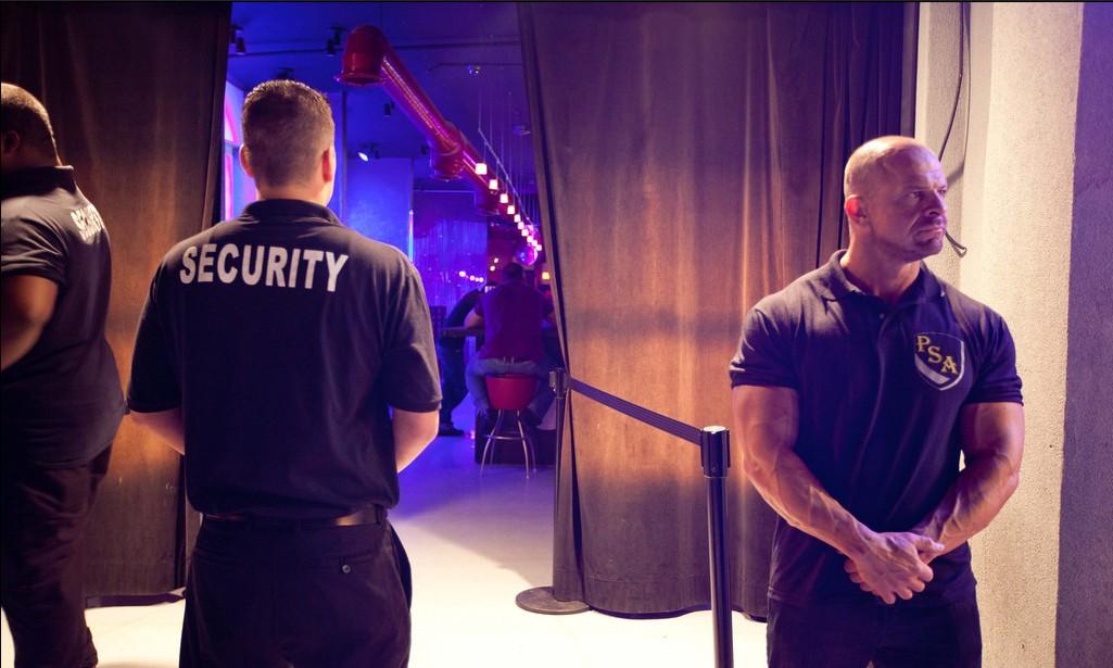 nightlife security